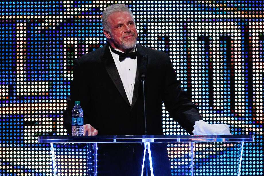 The Ultimate Warrior, aka Jim Hellwig, 1959-2014: The wrestler died April 8, just days after he was inducted into the WWE Hall of Fame. He was 54. Photo: Jonathan Bachman, Associated Press