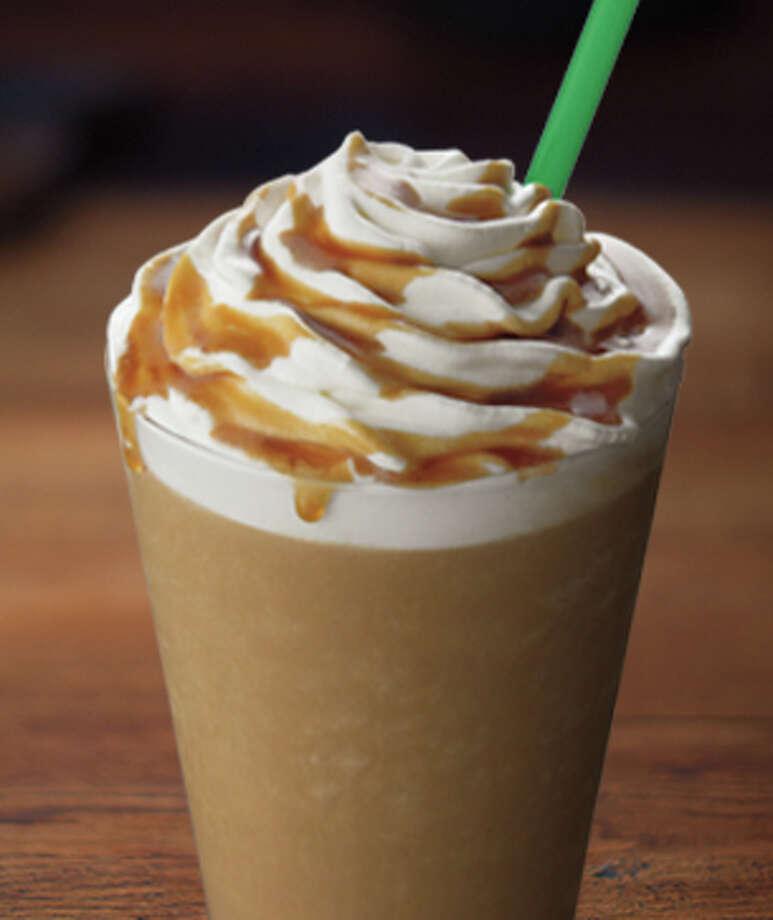 Los Angeles and San Antonio: Frappuccinos Photo: Starbucks