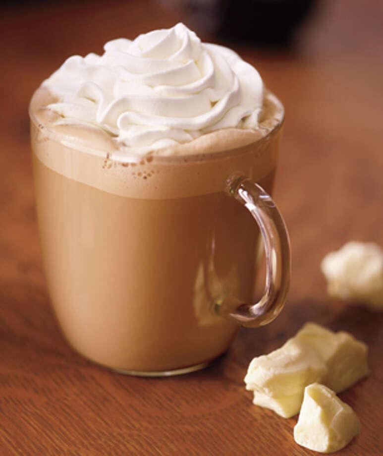 Memphis: White chocolate mocha Photo: Armstrong Photo, © Starbucks Coffee Company. All Rights Reserved. / © Starbucks Coffee Company. All rights reserved.