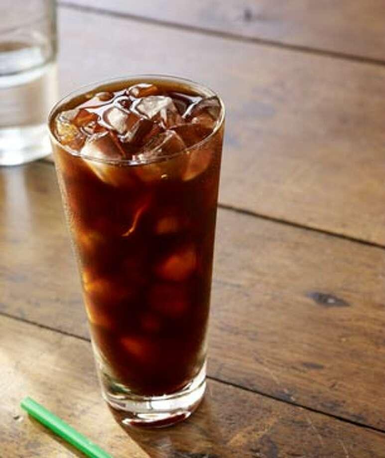 Boston and Tampa:Iced coffee Photo: Starbucks