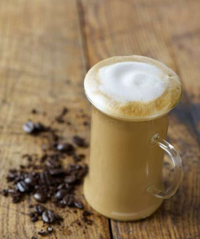 Charlotte: Skinny latte Photo: Starbucks