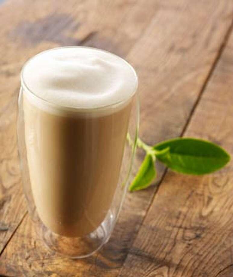 Denver:Tea latte Photo: Starbucks