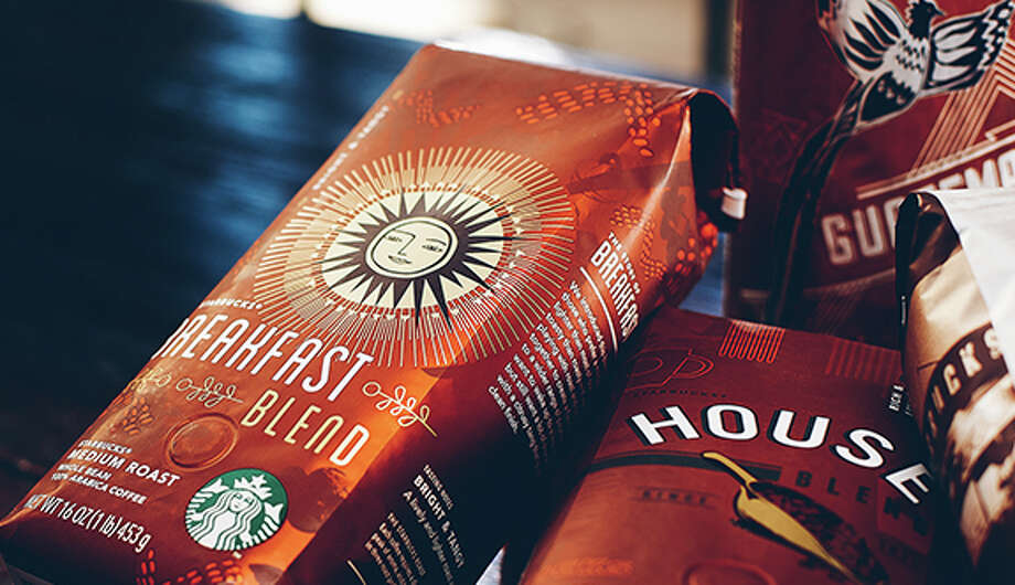 New York, San Francisco, Portland and Phoenix like medium roast coffees. Photo: Starbucks