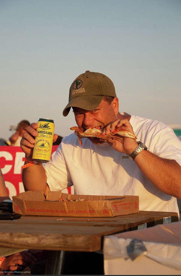Texas Crab Festival 2011. Photos courtesy of Joe Winston Photo: Courtesy