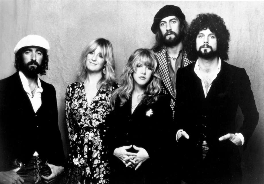 """Fleetwood Mac:Sex, booze and rock & roll. The recording of Fleetwood Mac's 1977 album """"Rumors"""" included all of this and more. Right before the recording session began, the eight-year marriage of John and Christine McVie went kaput, the on/off Stevie Nicks and Lindsey Buckingham love affair went off again and Mick Fleetwood learned his wife was having an affair. By the time the """"Rumors"""" session got underway in Sausalito, Calif., new relationships had begun (like that of Christine McVie and the band's lighting guy), pairs weren't talking, lots of alcohol was being consumed and tensions were high. The result of all this internal turmoil, however, was one of the band's most successful albums. Photo: Michael Ochs Archives, Getty Images"""