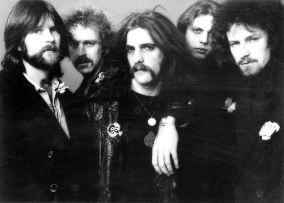 "The Eagles:Drugs, women and fights were at the core of the Eagles nasty breakup in 1980, according to singer/drummer Don Henley. Things turned ugly at a concert in Long Beach, Calif., that involved bottle breaking, guitar smashing and onstage threats between guitarists Don Felder and Glen Frey. After the split, Henley said the Eagles would reunite when ""hell freezes over."" Which apparently happened in 1994 when the Eagles reformed for the live album and tour, ""Hell Freezes Over."" Photo: Michael Ochs Archives, Getty Images"