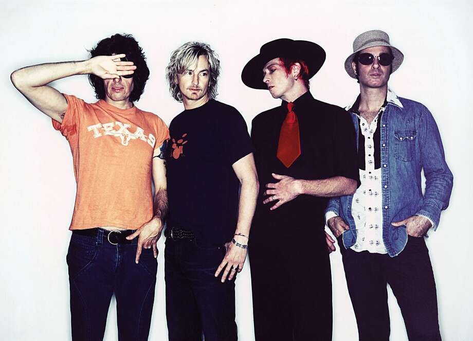 Stone Temple Pilots:The band had its ups and downs during its early-'90s heyday, mostly due to bickering between guitarist Dean DeLeo and singer Scott Weiland and Weiland's much-documented drug problems. The band split in 2002 and regrouped in 2008. But that didn't end well. The band fired Weiland in 2013 and replaced him with singer Chad Bennington. Legal drama ensues, with Weiland arguing the band can't be STP without him and the band saying that Weiland can't perform any of their songs, even the ones he co-wrote. Photo: Mick Hutson, Redferns