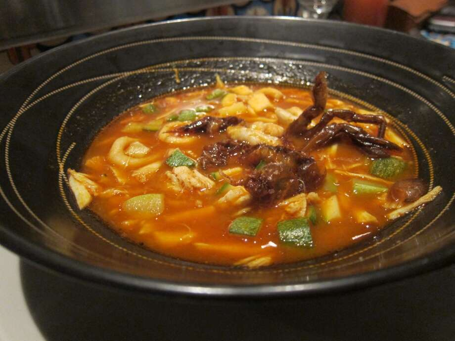 how to cook crab soup for dengue