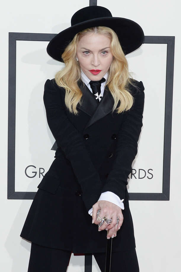 1. Madonna: Worth $650 millionThanks to business ventures and the longevity of her career, the Material Girl lands at the top of the list. - worthly.com Photo: Jason Merritt, Staff / 2014 Getty Images