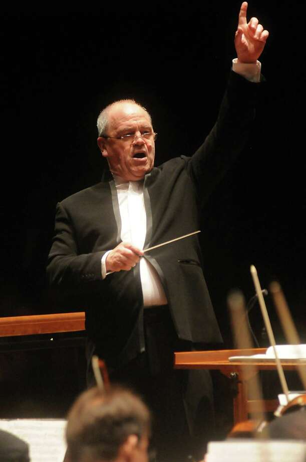 Hans Graf returns to lead the Houston Symphony in a Russian-themed program. Photo: Dave Rossman, Freelance / © 2013 Dave Rossman