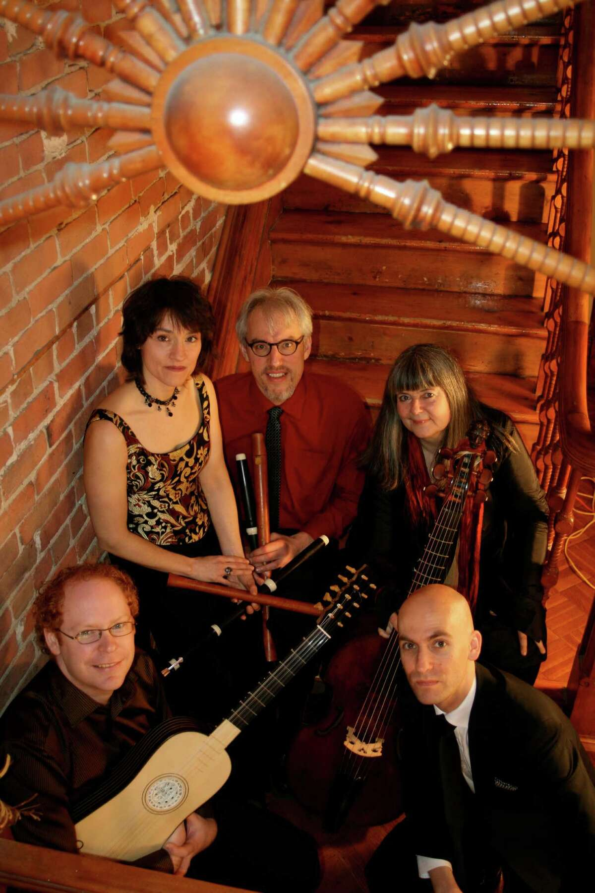 Ensemble Caprice will perform for Houston Early Music on April 11.