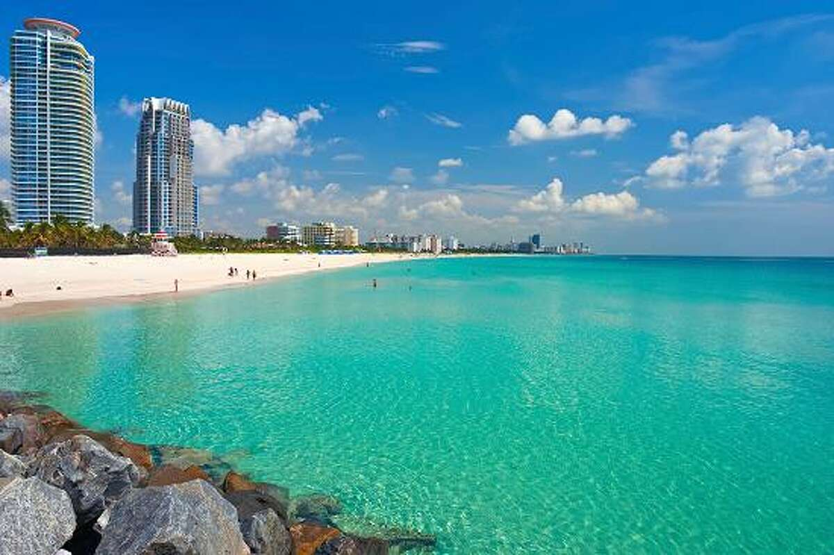 TripAdvisor's Traveller's Choice awards put together all the site's data to form a list of the top 25 destinations.25. Miami Beach (-13)