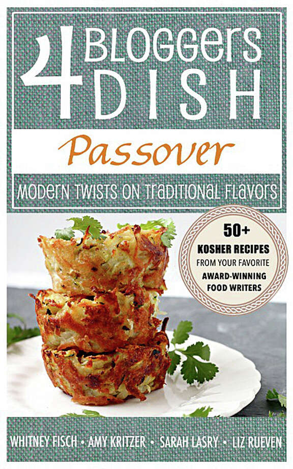Westport resident Liz Reuven has co-authored an E-cookbook with new ideas about Passover meals just in time for the holiday.. Photo: Contributed Photo / Fairfield Citizen