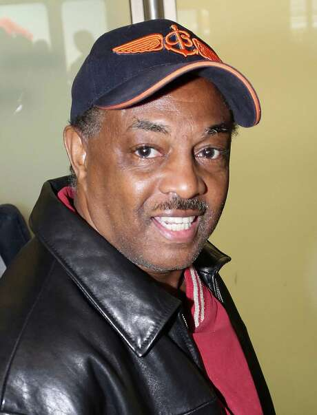 Singer Robert Bell from musical group 'Kool and the Gang' sighting at Tegel airport on January 31, 2014 in Berlin, Germany. Photo: Chad Buchanan, Contributor / 2014 Chad Buchanan