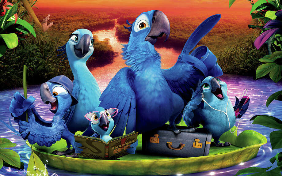 "'Rio 2' opens in theatersTake the kids to see the sequel to the animated hit ""Rio."" The movie hits theaters this Friday.  Photo: Contributed Photo / Connecticut Post Contributed"