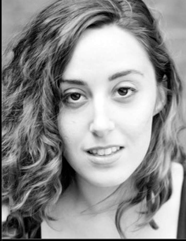 "Rachel Schulte will be among the cast of ""The Gingerbread Pimp,"" which ends this year's season of Musical Mondays at Curtain Call theater company in Stamford, Conn. The reading of the musical will be Monday, April 21, 2014. Photo: Contributed Photo / Stamford Advocate Contributed"