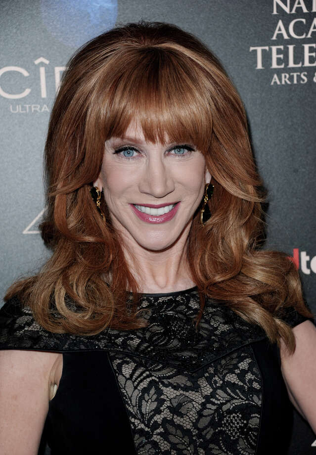 Kathy Griffin will be at Proctors on Saturday, April 12. Get tickets and other info here. Click through the slideshow to see more shows coming up.(Photo illustration Carin Lane / Times Union) Photo: Richard Shotwell / Invision