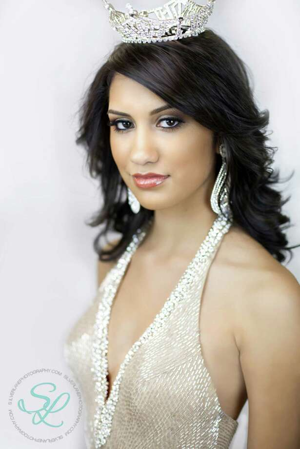 Deidra Angulo is Miss San Antonio 2014 and part of Fiesta royalty Photo: Silver Lane, Courtesy Photo / å©2014 Silver Lane Photography