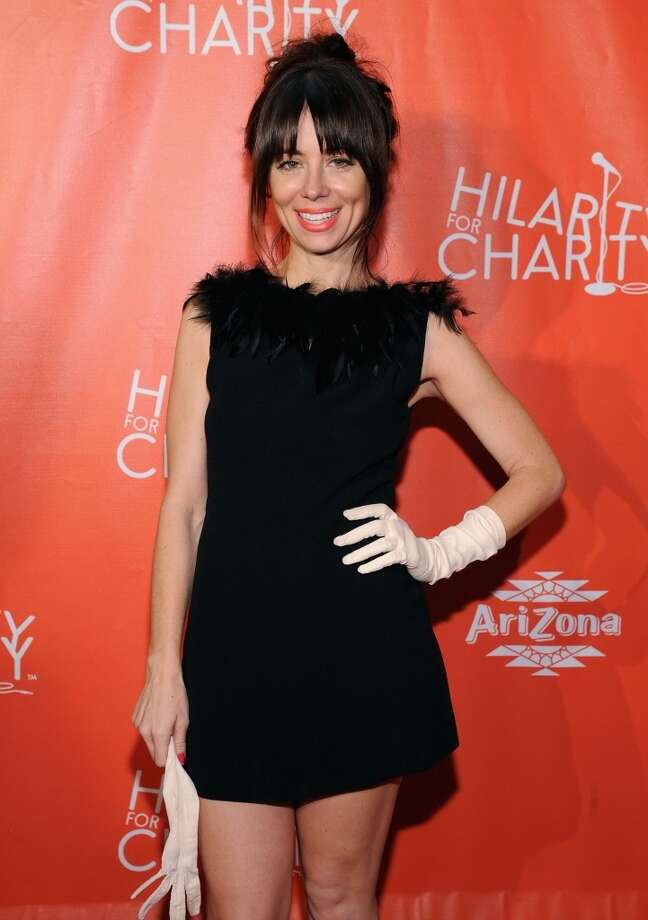 Comedian Natasha Leggero attends Hilarity for Charity NYC Cocktail Party at The Jane Hotel on April 8, 2014 in New York City. Photo: Ilya S. Savenok, Getty Images For Hilarity For Ch