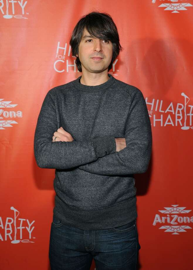 Demetri Martin attends Hilarity for Charity NYC Cocktail Party at The Jane Hotel on April 8, 2014 in New York City. Photo: Ilya S. Savenok, Getty Images For Hilarity For Ch