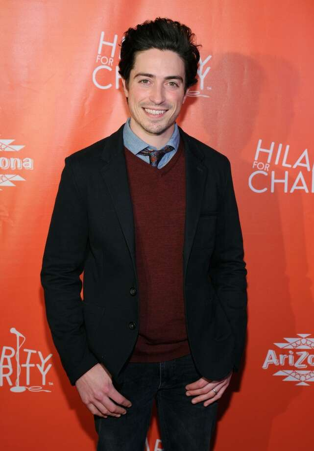 Actor Ben Feldman attends Hilarity for Charity NYC Cocktail Party at The Jane Hotel on April 8, 2014 in New York City. Photo: Ilya S. Savenok, Getty Images For Hilarity For Ch