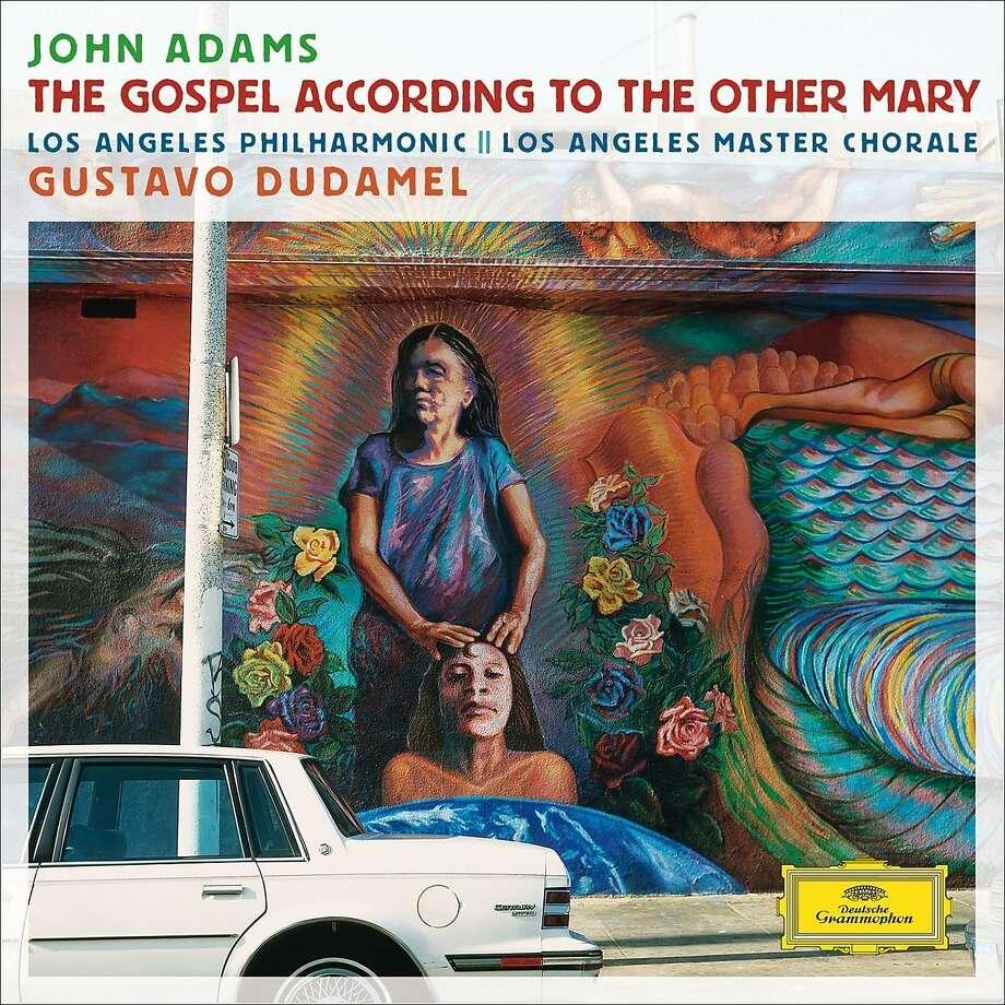 CD Cover: John Adams Photo: Deutsche Grammophon