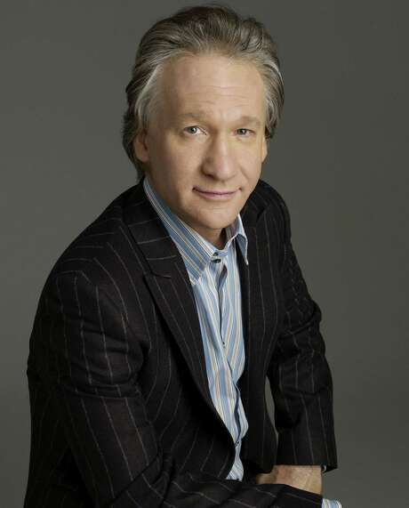 Bill Maher will be on stage Saturday at Laurie Auditorium on the Trinity University campus. Photo: McClatchy-Tribune / MCT