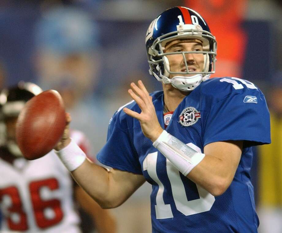 No. 4 – New York Giants, $366.34. Photo: Bill Kostroun, Associated Press