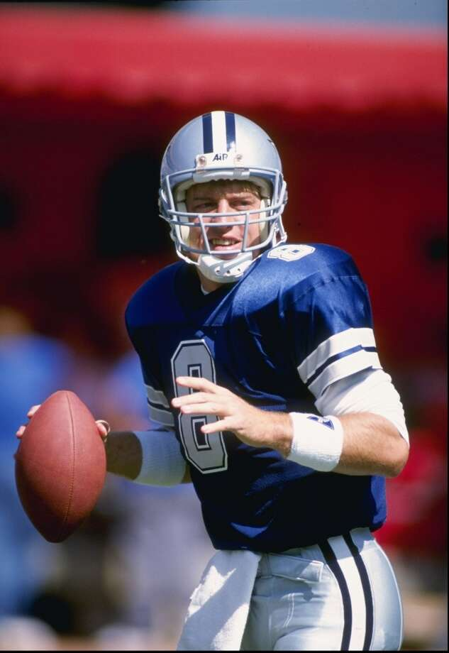 Legendary Cowboys quarterback Troy Aikman was born in West Covina, Calif. He now lives in Highland Park, near Dallas. Photo: Allen Steele, Getty Images