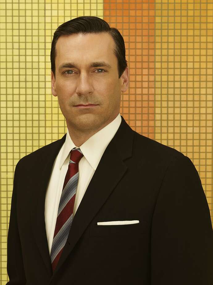 """Fresh faced"" - Jon Hamm