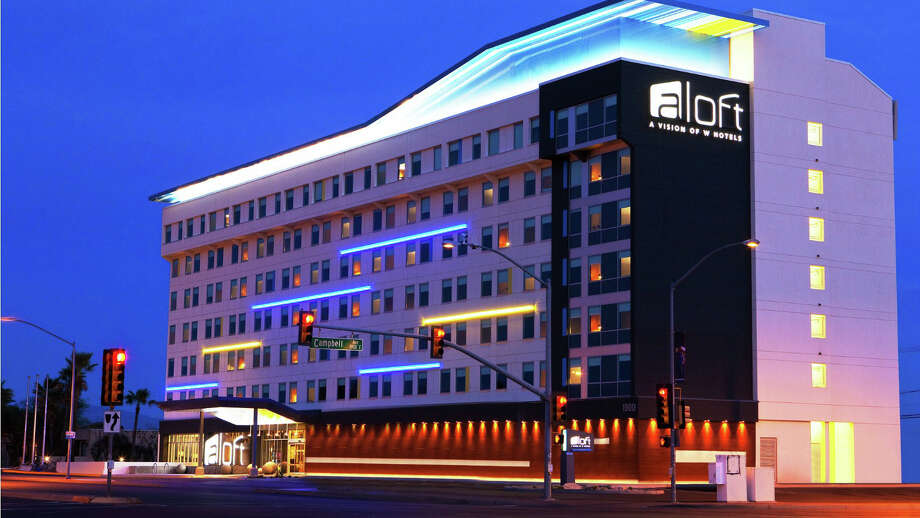 Starwood Hotels & Resort's Aloft Tucson University, which it has sold to Lightstone Value Plus Real Estate Investment Trust II Photo: Contributed Photo / Stamford Advocate Contributed