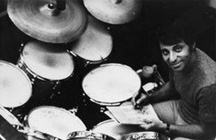 "Drummer Hal Blaine in a scene from ""The Wrecking Crew."" Photo: Thewreckingcrewfilm.com"