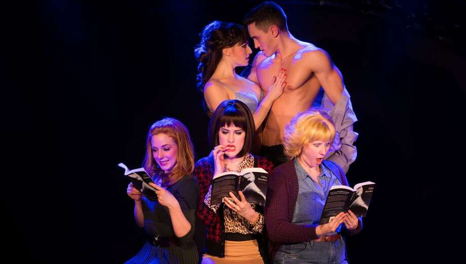 """50 Shades! The Musical"" is part of the Tobin Signature Series on Oct. 14-26. Photo: Courtesy Tobin Center, Courtesy Tobin  Center / Matthew Murphy"