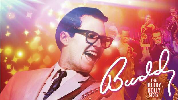 """Buddy: The Buddy Holly Story"" will be presented at the Tobin Center for the Performing Arts on Feb. 3. Photo: Courtesy Tobin Center, Courtesy Tobin  Center"