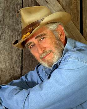 Don Williams will perform at the  Tobin Center for the Performing Arts Nov. 6. Photo: Courtesy Photo