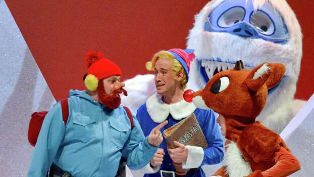 """Rudolph the Red Nosed Reindeer"" will be presented at the Tobin Center for the Performing Arts on Dec. 22-24. Photo: Courtesy Photo"