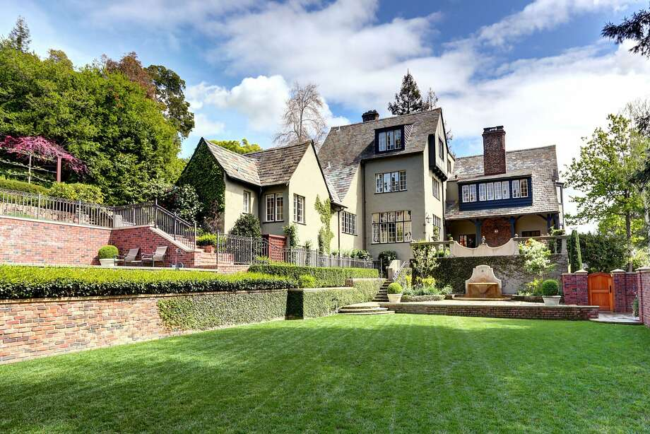 The Piedmont home is available for $6.85 million. Photo: Liz Rusby/The Grubb Co.