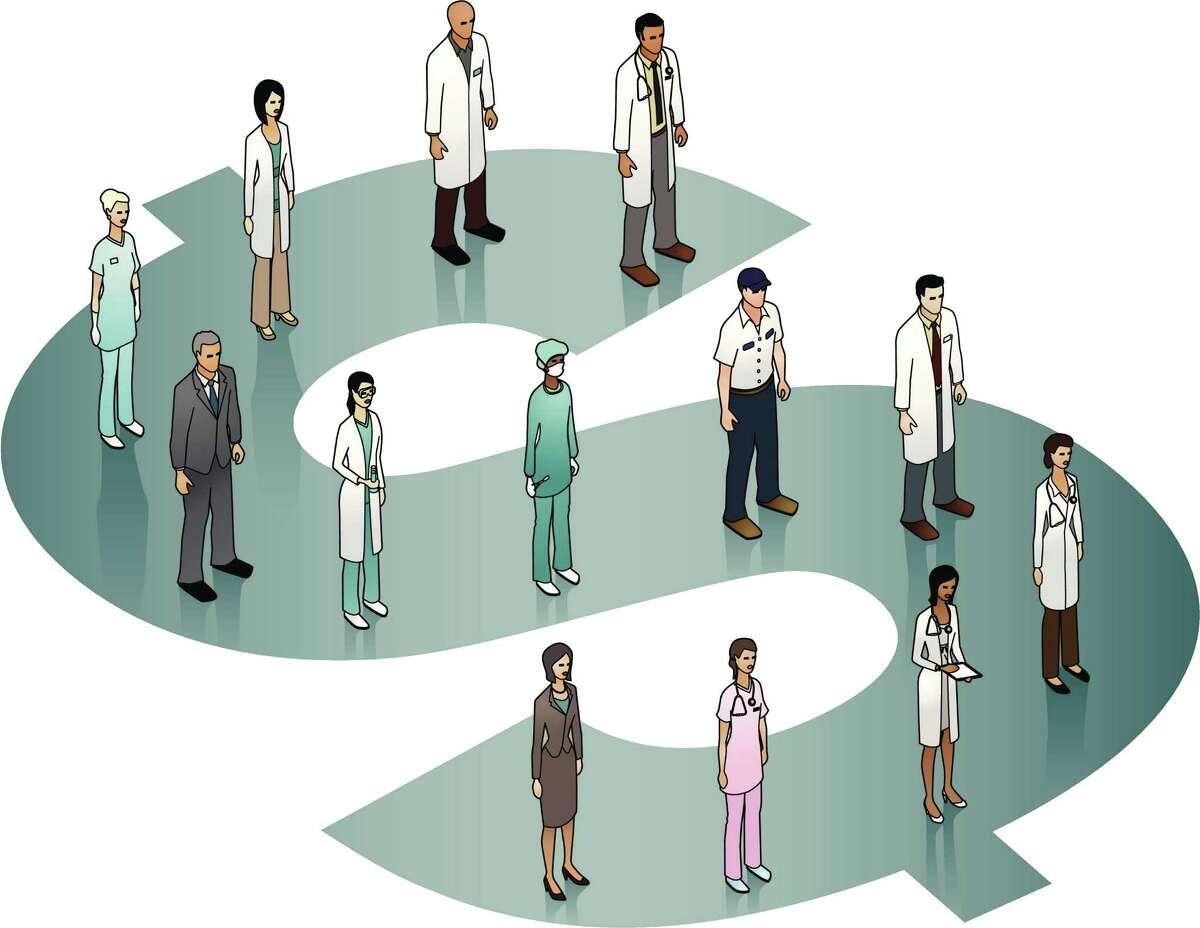 Healthcare Costs Illustration