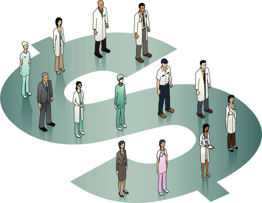 Healthcare Costs Illustration Photo: Mathisworks, Getty Images / (c) mathisworks