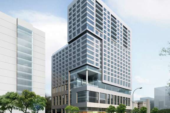 It has been a while since a high-end hotel has opened in the Medical Center area. Its brand hasn't yet been chosen.