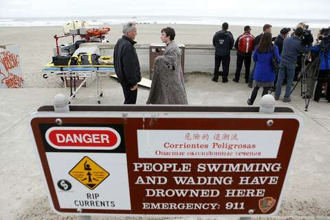Hero of Ocean Beach rescue: 'Not on my watch' - SFGate