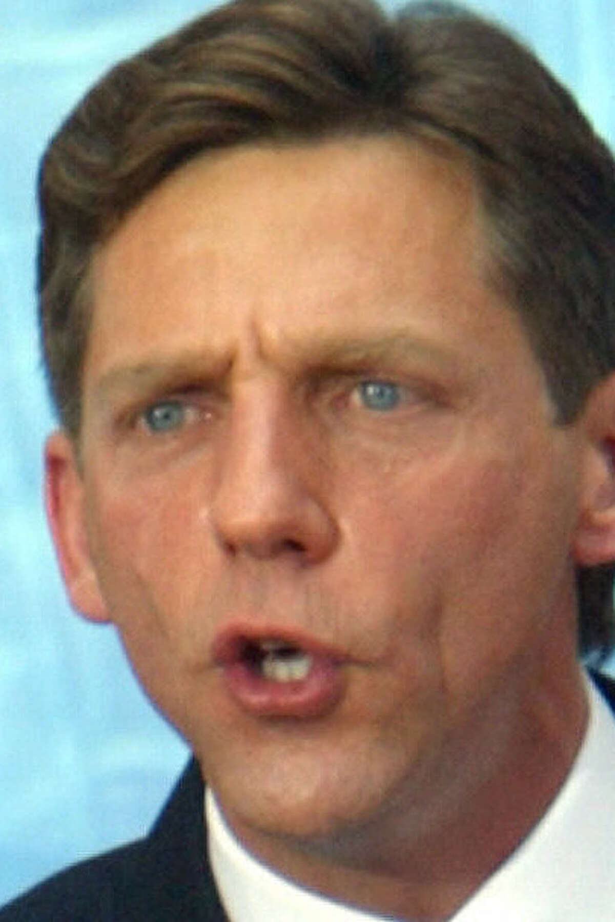 David Miscavige is one of five defendants in a lawsuit filed in Comal County by Monique Rathbun.