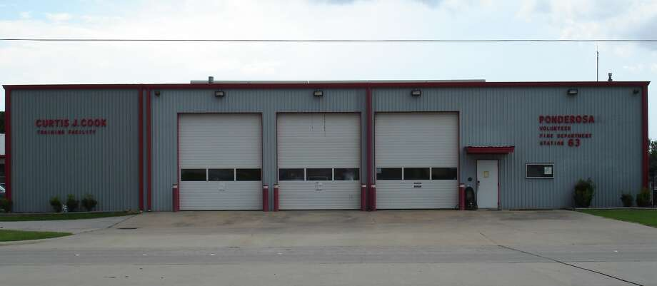 Ponderosa Fire Department's #63 station in North Houston (Ponderosa FD)