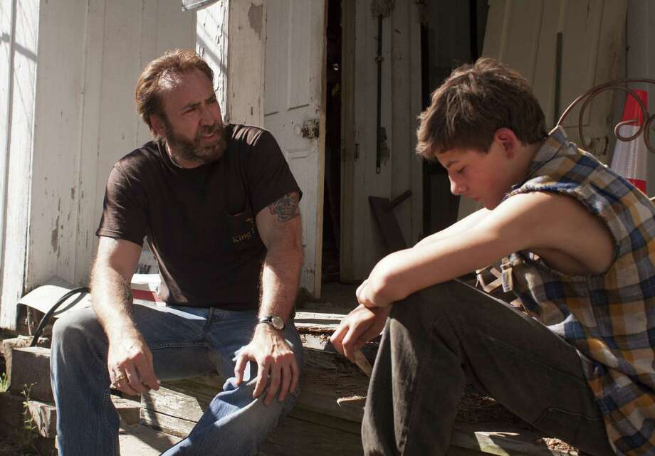 Nicolas Cage, left, and Tye Sheridan in David Gordon Green's 'Joe.' The movie was filmed in central Texas. See which other flicks were filmed in the Lone Star State. Photo: HANDOUT, HO / MCT