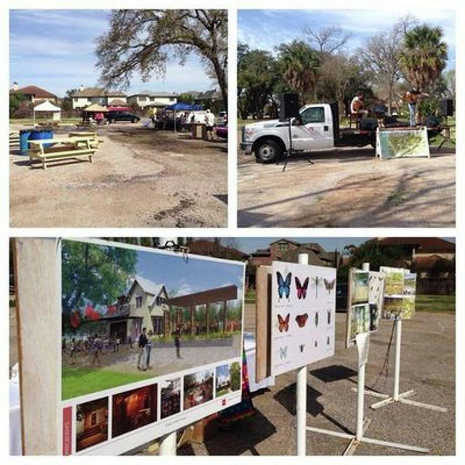 Work from local artists will be featured at Pop-Up in the Park.