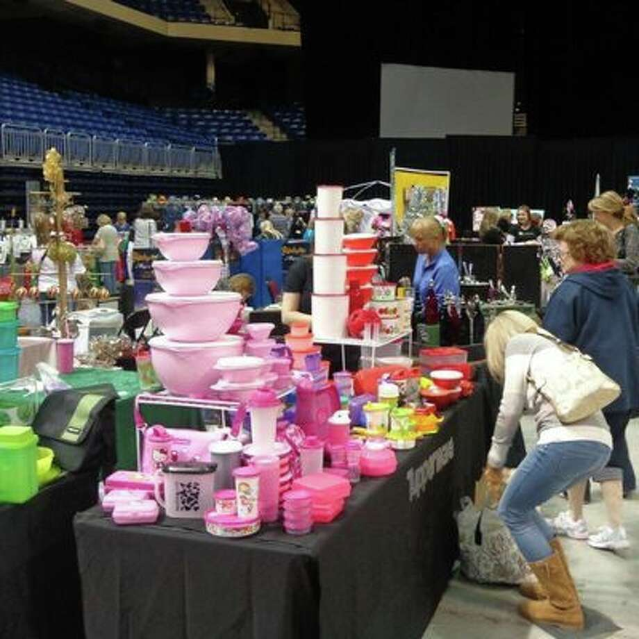 The Cyfair Sugar Plum Spring Gift Market will include more than 150 vendors.