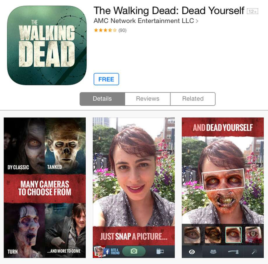 "Dead Yourselfis a no-brainer for fans of zombies or ""The Walking Dead,"" but still pretty cool for the non-fan looking for something to tinker with and always wondered what they would look like with oozing wounds."