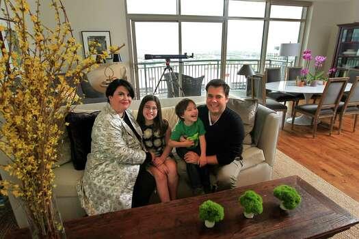 Houston Family Bucks Tradition To Create Artful High Rise