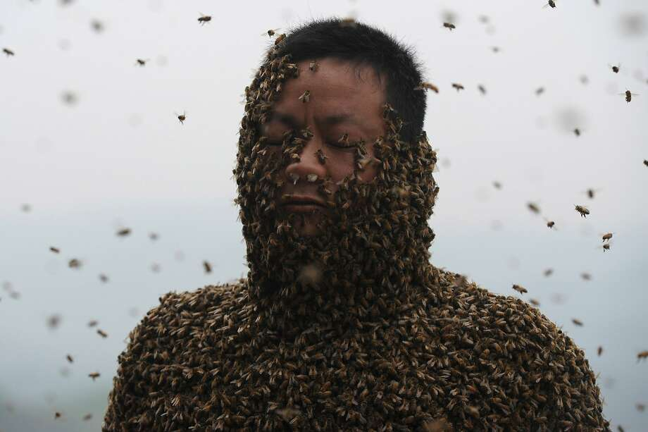 Breaking out in hives:It took She Ping less than 40 minutes to 