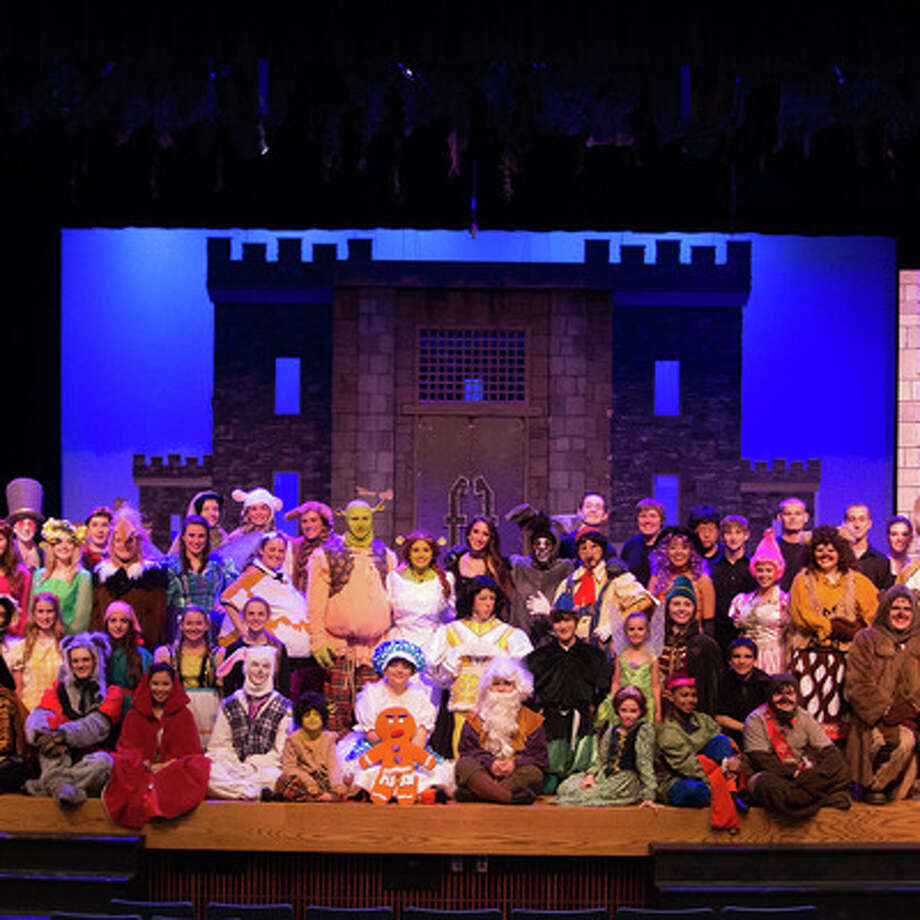"Cypress Ranch High School's production of ""Shrek, the Musical"" was nominated for Best Choreography, Best Musical Direction and Best Ensemble Chorus in the Tommy Tune Awards."